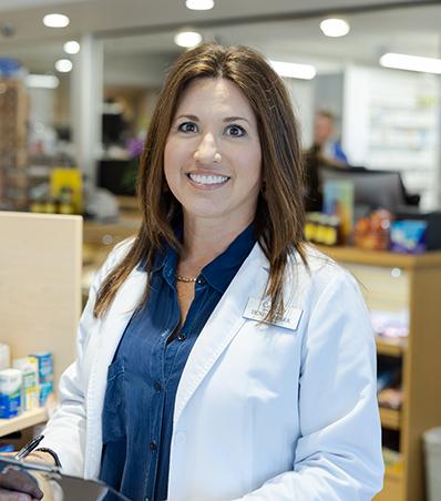 Photograph of Pharmacist Denise Roark