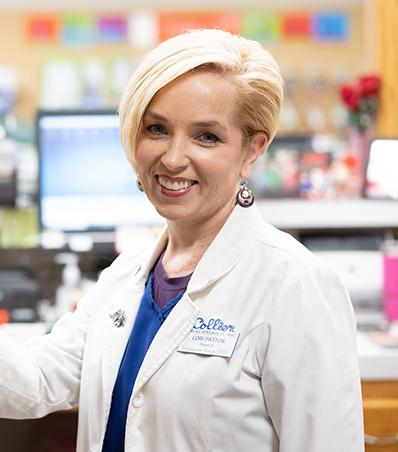 Photograph of Pharmacist Lori Patton